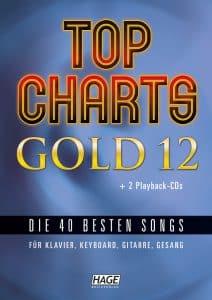 Top Charts Gold 12 im Test: Aktuelle Popsongs schnell gelernt