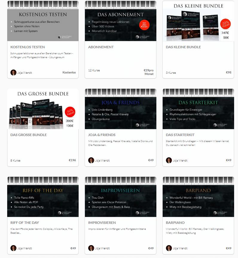 Die 5 besten kostenlosen Online-Kurse zum Klavier spielen lernen [Update 2020]