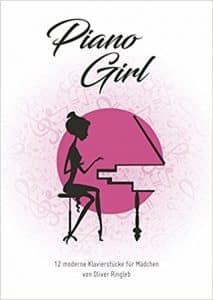 """""""Piano Girl"""" im Test – abwechslungsreiches Notenheft für freche Mädchen"""