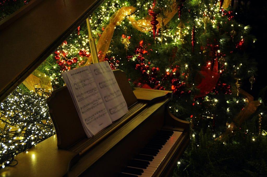 Top Weihnachtslieder.Noten Für Weihnachtslieder Auf Dem Klavier Meine Top 3