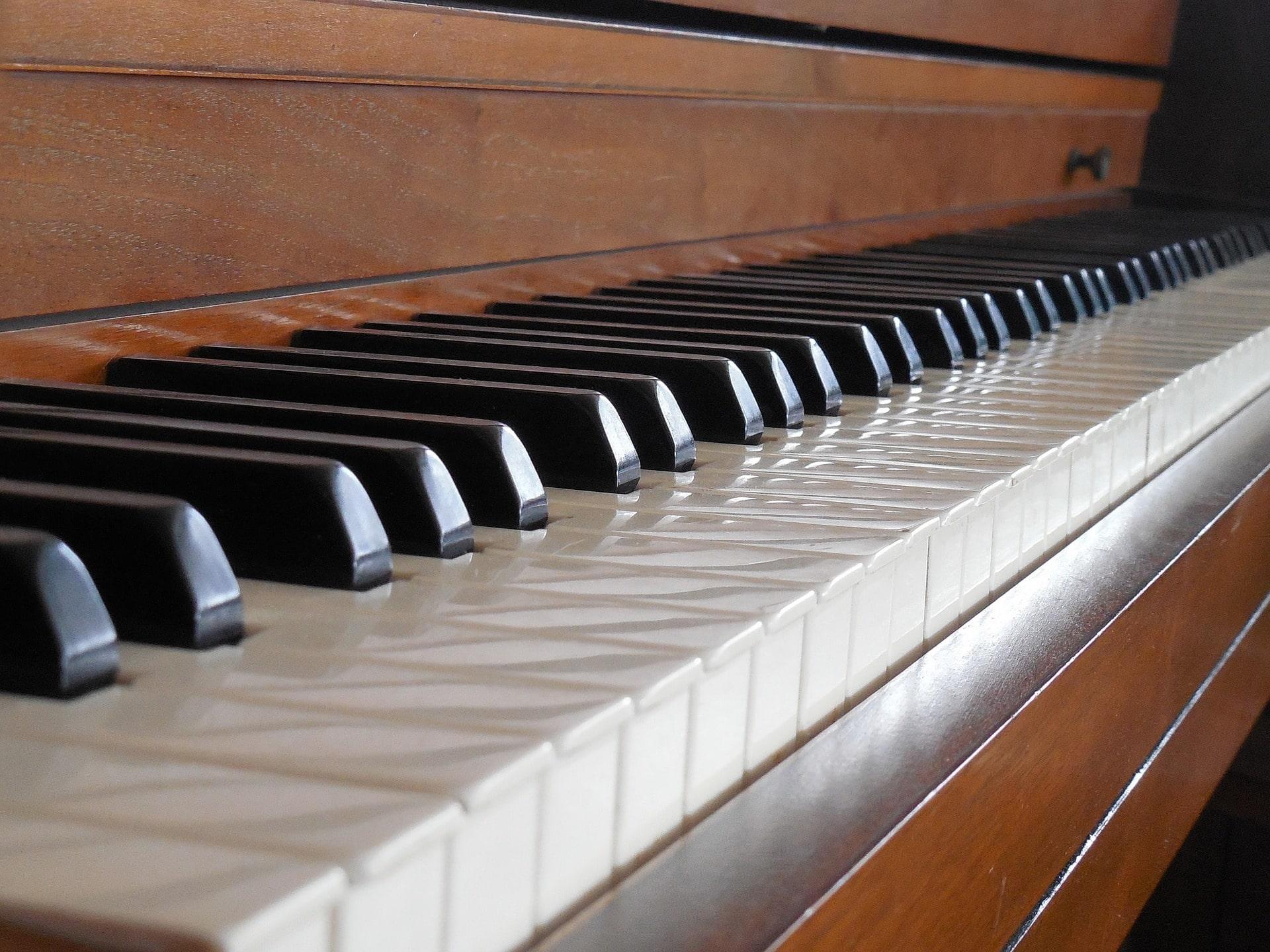 Online Klavier