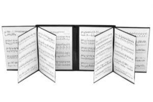 Klaviermappe Amalia Dur