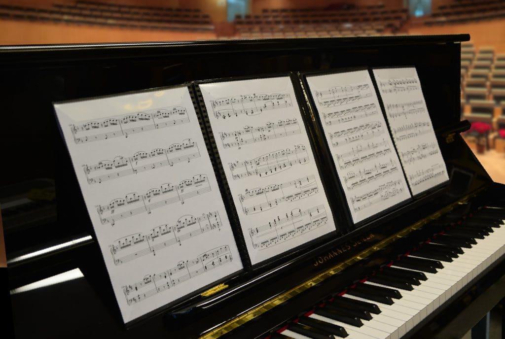 Amalia Dur Klaviermappe