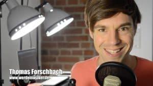 Thomas Forschbach Kurs für Fortgeschrittene