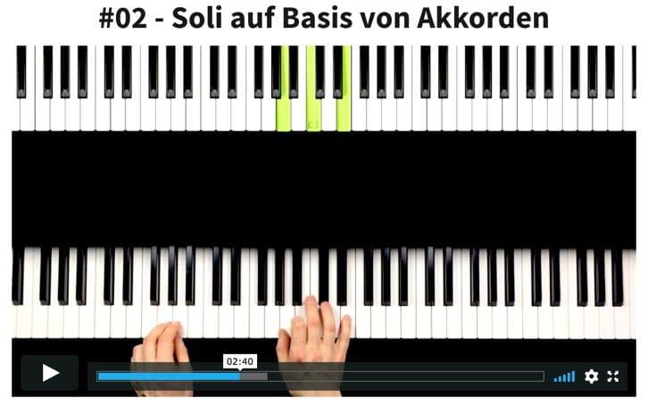 """Klavier Online-Kurs """"Tipps und Kniffe für Fortgeschrittene"""" von Thomas Forschbach im Test"""