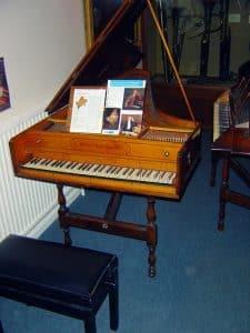 Geschichte des Klaviers