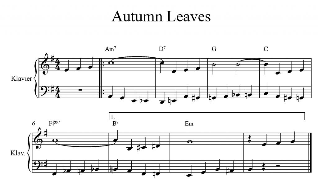 Walking Bass am Piano: In 3 Schritten zur coolen Bassline-Begleitung
