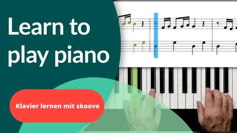 Online Klavier lernen: So geht's