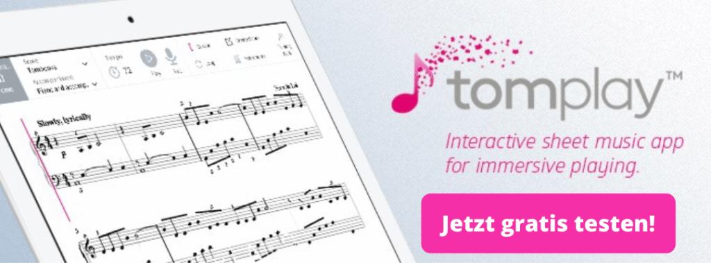 Online Klaviernoten - Die besten Anbieter von 2021 im Vergleich