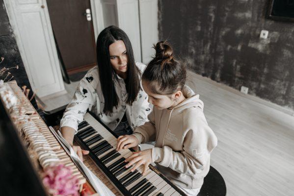Klavier Unterricht Musikschule